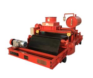 强迫油冷带式除铁器